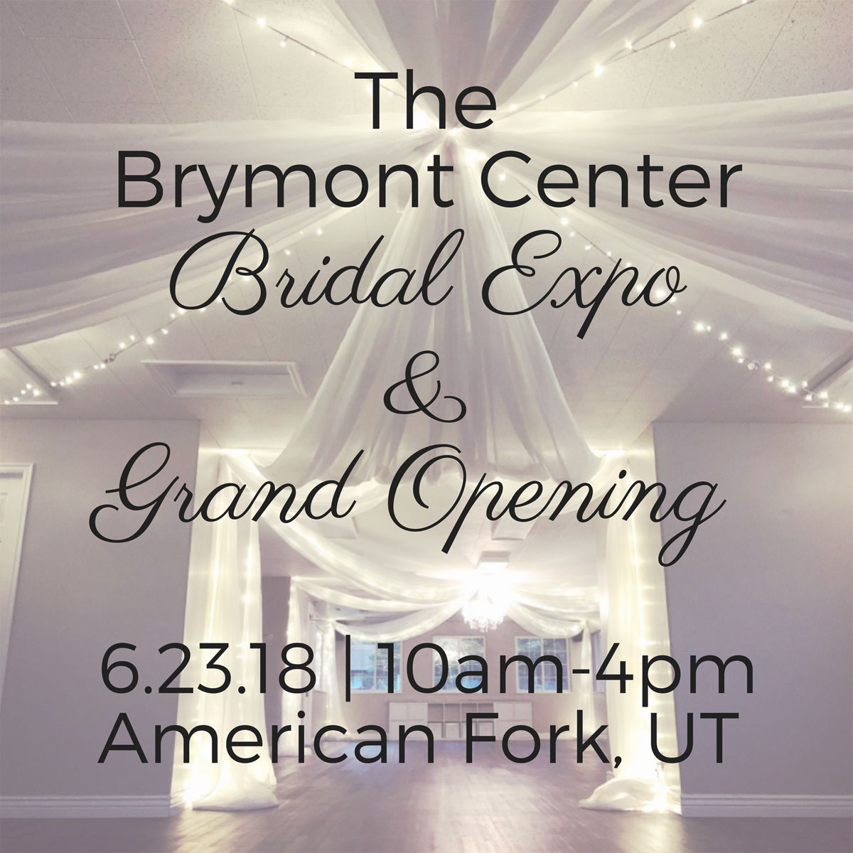 The Brymont Center Bridal Expo